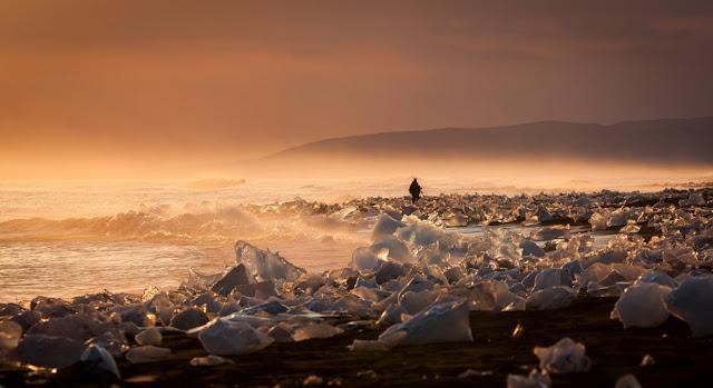 Jökulsárlón Glacier, Ισλανδία