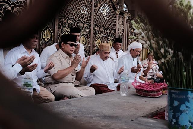 Hasil Survei, Prabowo-Sandi Masih Kuasai Madura