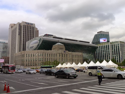 Seoul City Hall, South Korea