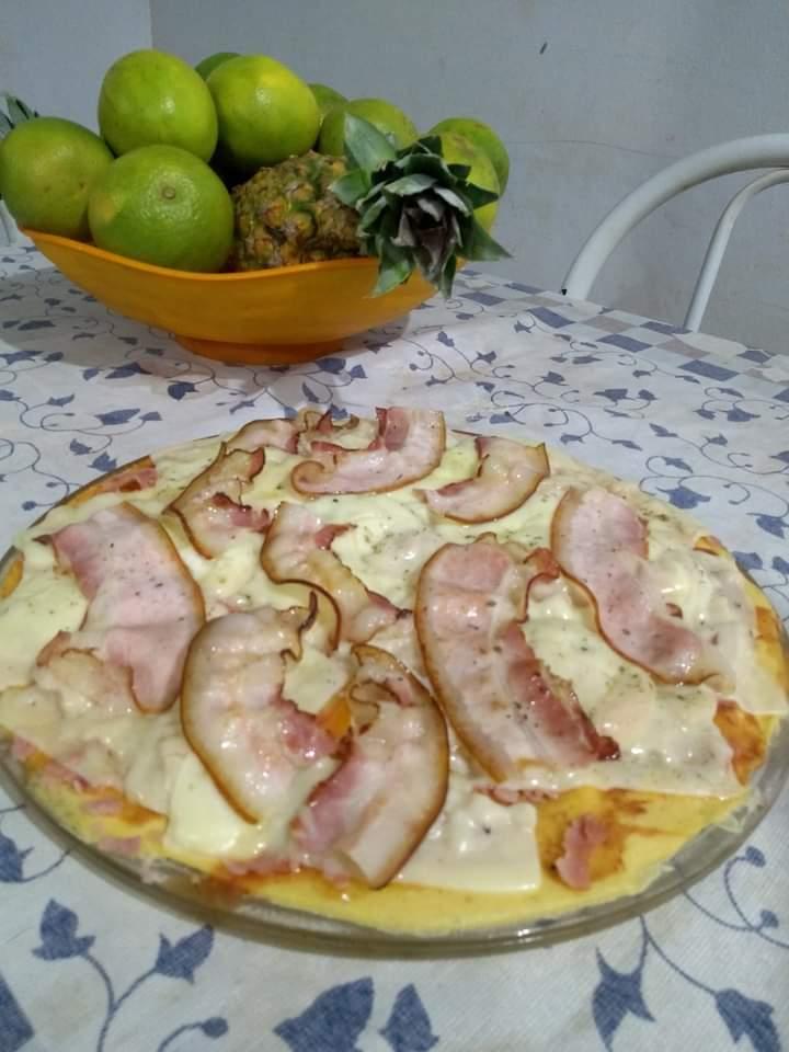 Pizza de microondas