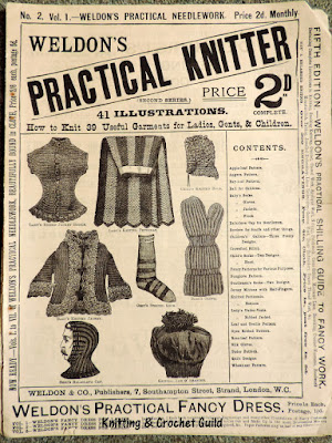 Victorian knitting magazines