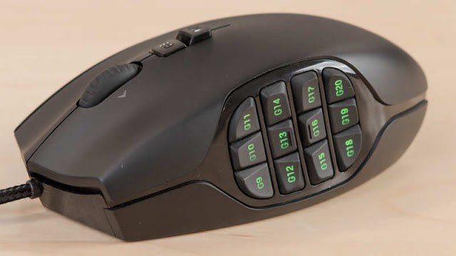 Download Driver Logitech G600 MMO Gaming Mouse