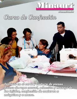 CURSO CONFECCION COSTURA ROPA CASUAL DAMA