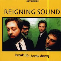 disco REIGNING SOUND - Break up... break down
