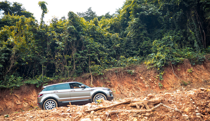 Land Rover Hosted its Annual Ride and Drive Experience at Aburi Mount