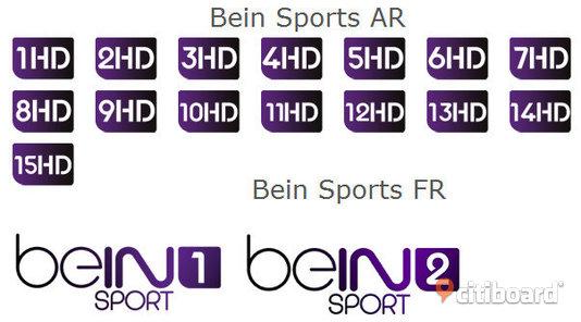 bein sport 1 en direct arabe