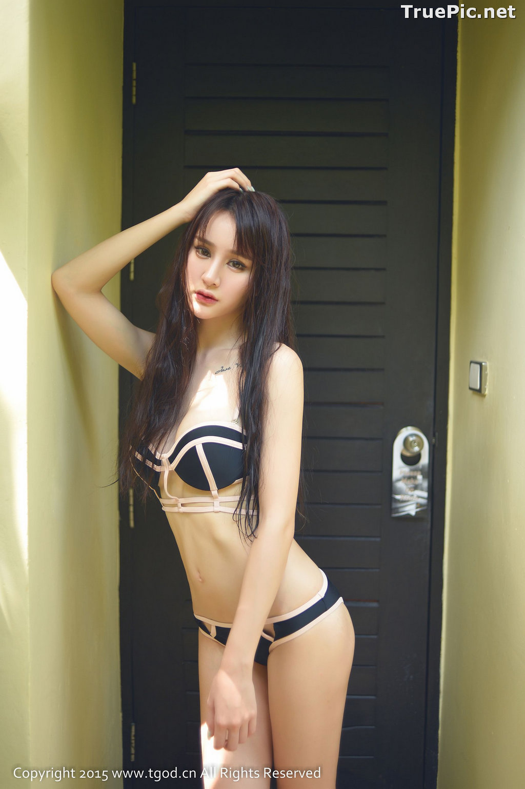 Image TGOD 2015-11-10 - Chinese Sexy Model - Cheryl (青树) - TruePic.net - Picture-30