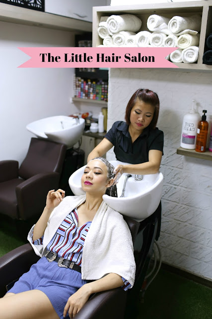 The Little Hair Salon, Pune