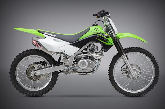 harga  Motor Kawasaki KLX 140 L