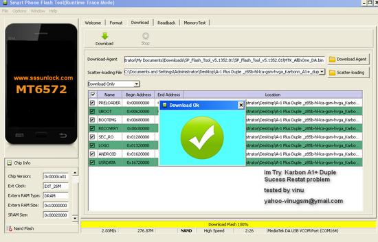 Sp Flash Tool Mt6572 Rom I9060 - staffbot