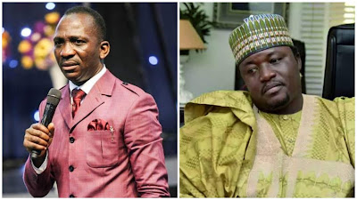 'You Are Quack, Agent Of Destabilization' - Arewa Youths Blasts Pastor Enenche