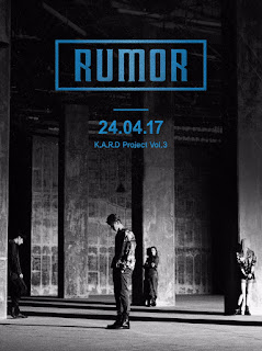 K.A.R.D - Rumor Lyrics with Romanization (Romanized)