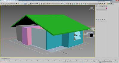 maquete-eletronica-casa-telhado-2-águas