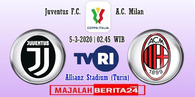 Prediksi Juventus vs AC Milan