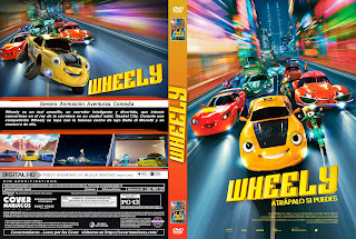 WHEELY – 2018 [COVER – DVD+BLU-RAY]