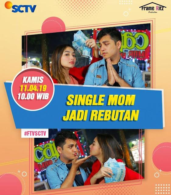 Daftar Nama Pemain FTV Single Mom Jadi Rebutan SCTV Lengkap