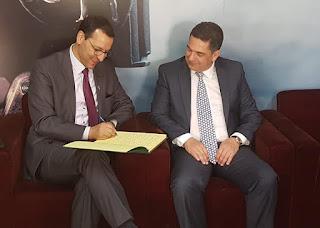 الصمدي:فرحة الأساتذة الجدد الناجحين في مباراة التعليم دليل على نجاح النمط الجديد للتوظيف