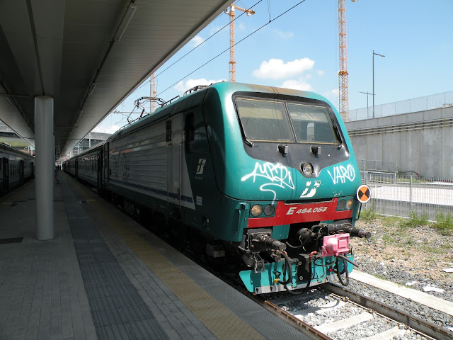 train for sulmona