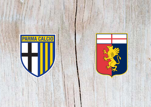 Parma vs Genoa - Highlights 9 March 2019