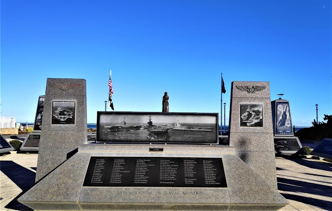 Corner Stone of Naval Aviation