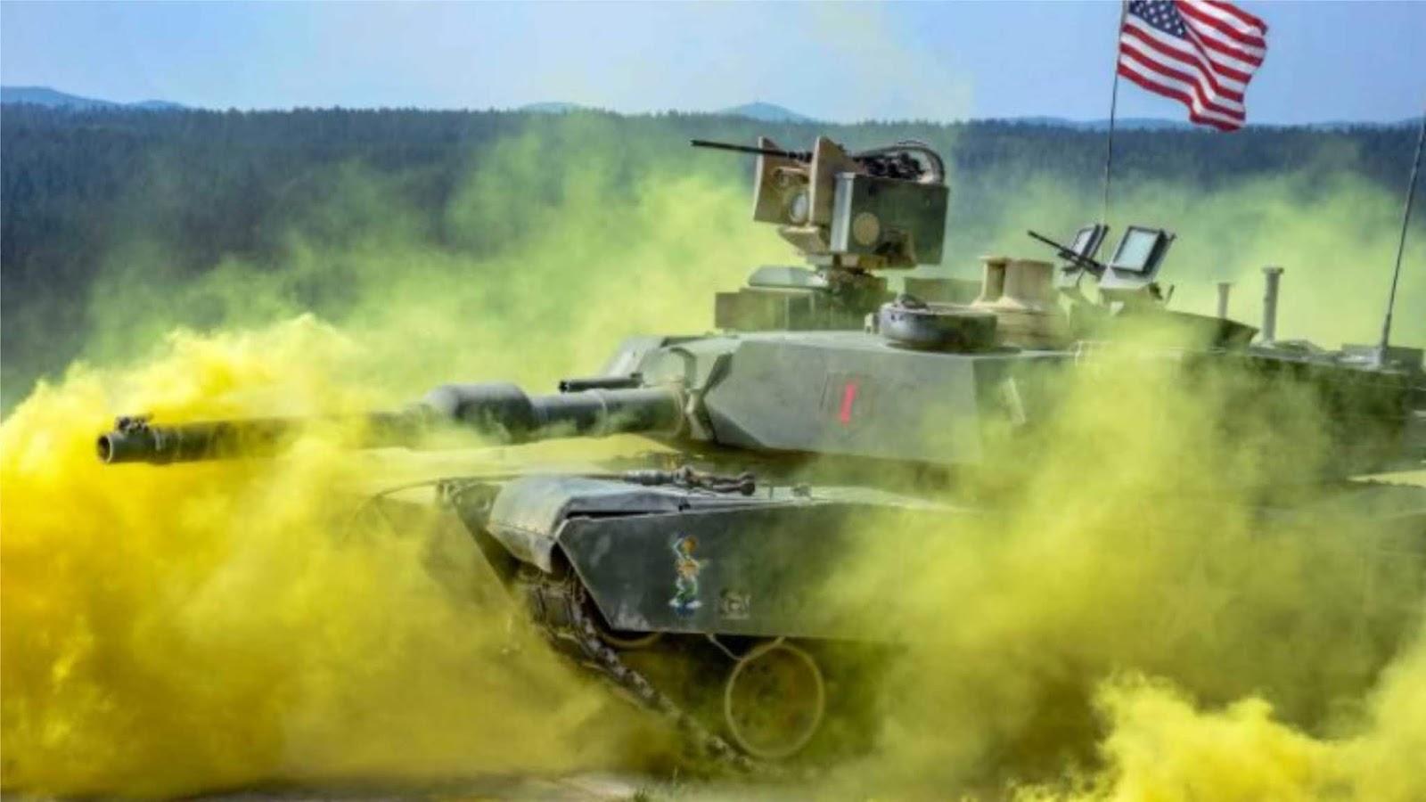 Pengujian Modular Active Protection Systems Angkatan Darat AS