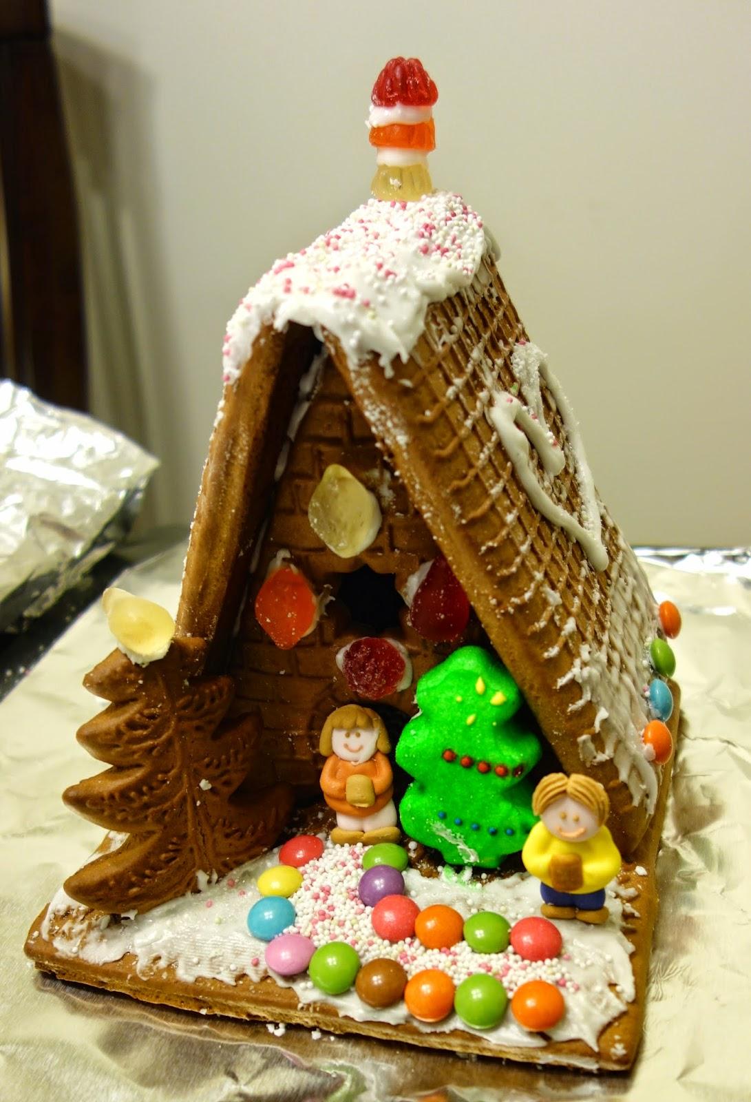 Trader Joe S Gingerbread House Kit