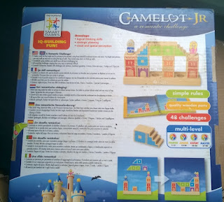 Bill et betty smartgames jeu de construction