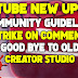 YouTube Latest Update | Now Community Guideline Strike On Comment | 4 New Updates
