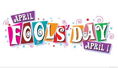 April Fools Day Text