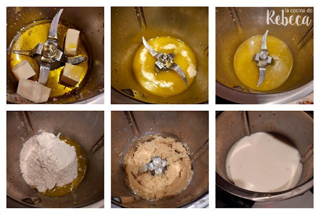 Receta de croquetas de cocido: la bechamel