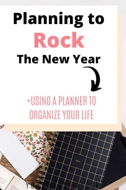 Planning to Rock The New Year! - TheDailyAprilnAva