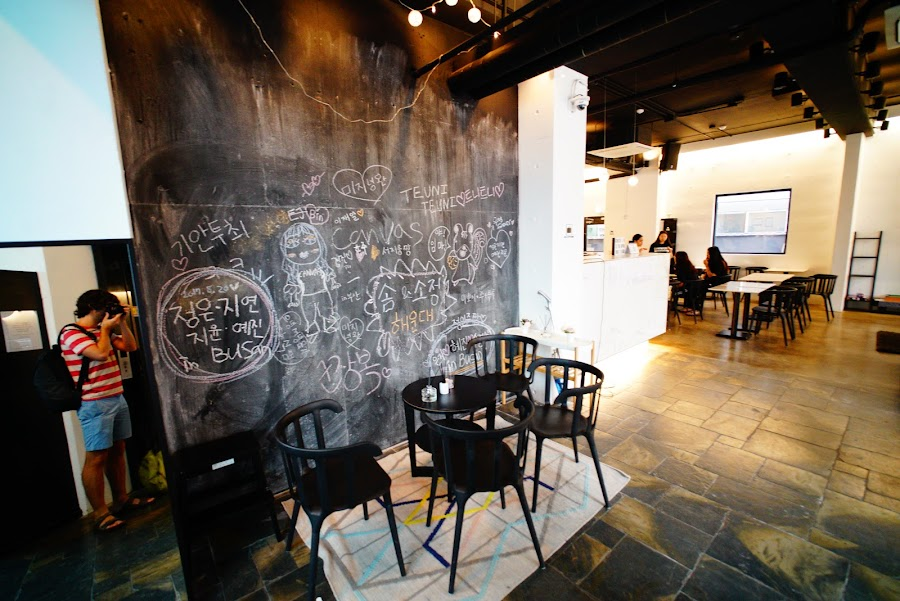 Canvas Hostel, Haeundae Beach, Busan