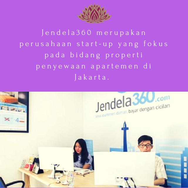 jendela360 - sewa apartemen jakarta