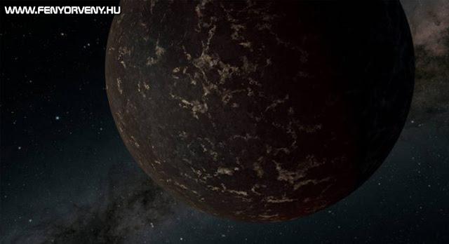 Feltárultak egy exobolygó felszínének titkai