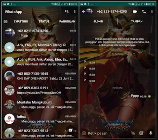Download 2 Whatsapp Transparant Apk Mod Versi Terbaru 2018