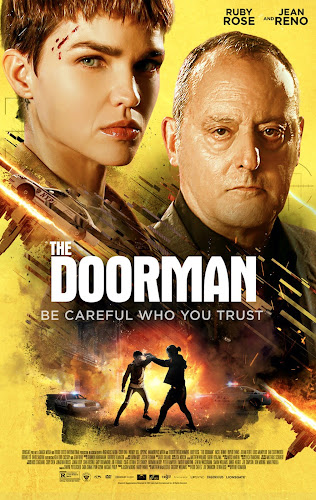 The Doorman (BRRip 720p Dual Latino / Ingles) (2020)