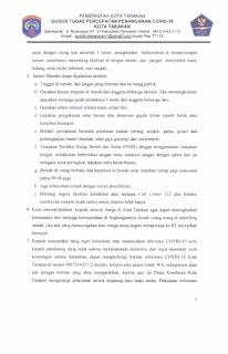 Press Release COVID-19 Tarakan 19 Juni 2020 - Tarakan Info