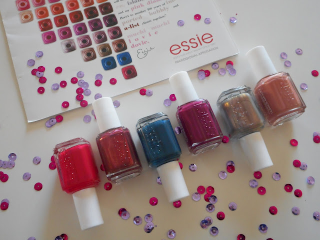 Essie Winter 2017 Collection