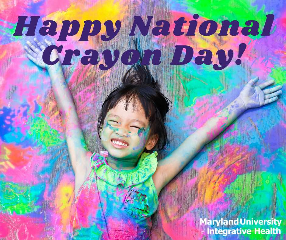 National Crayon Day Wishes Unique Image