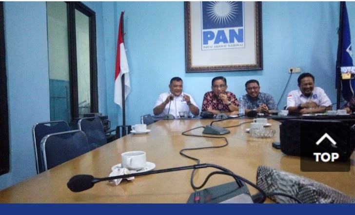 Prioritaskan Kader Maju diPilgub, PAN Jambi Komit Usung H Bakri