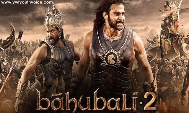 Bahubali 2 Climax Scene Fan Made Poster