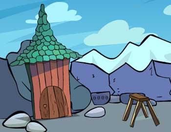 Juegos de Escape - Lost Land Escape 8