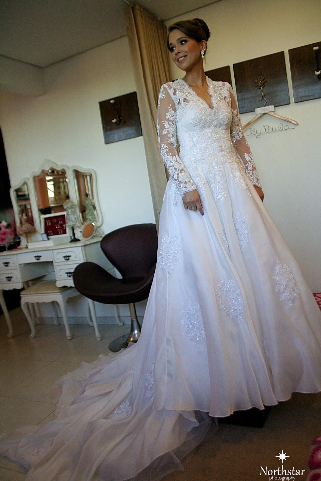 4a2b702fe Esse é um vestido de noiva feito para você suspirar e sonhar com o ...