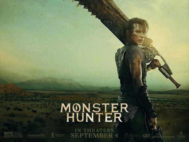 ميلا-جوفوفيتش-في-فيلم-الأكشن-والمغامرة-Monster-Hunter-المبني-على-لعبة-الفيديو-الشهيرة---التريلر-الرسمي