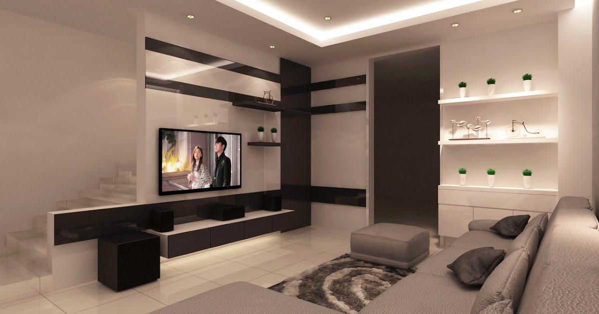 Interior design 3d 2 1 2 storey house link house for 2 story home interior