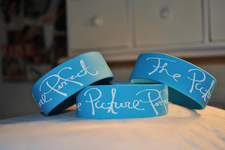Wrist Band Merch image from Bobby Owsinski's Music 3.0 blog
