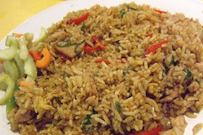 Resep dan cara membuat nasi goreng babat