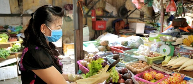Promenez-vous sur les marchés vietnamiens