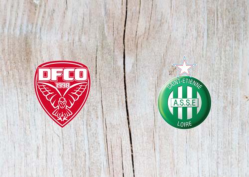 Dijon vs Saint-Etienne - Highlights 22 February 2019