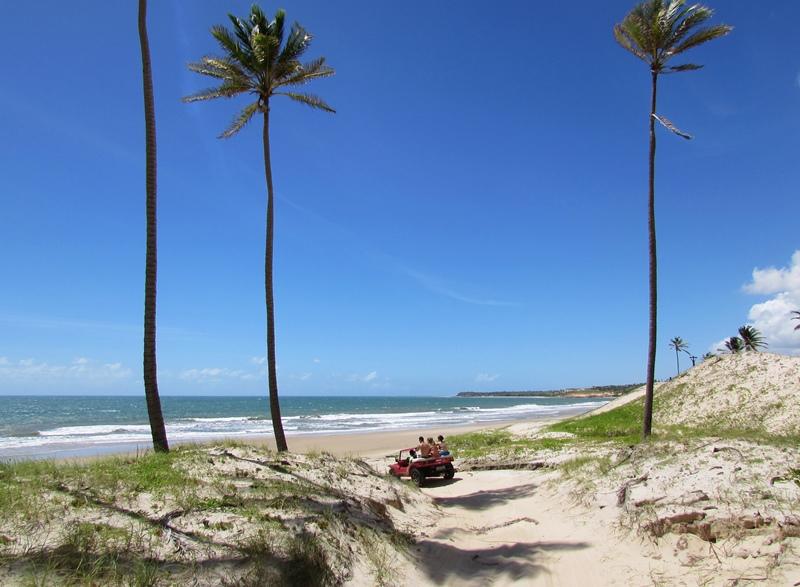 Como chegar a Praia de Lagoinha: ônibus, transfer, passeios, informações e valores